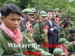 who are the khmer rouge