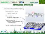 maximized drainage3