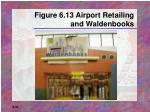 figure 6 13 airport retailing and waldenbooks