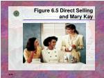 figure 6 5 direct selling and mary kay