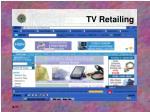 tv retailing