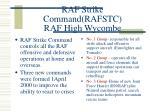 raf strike command rafstc raf high wycombe