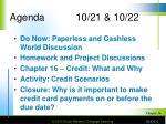 agenda 10 21 10 221