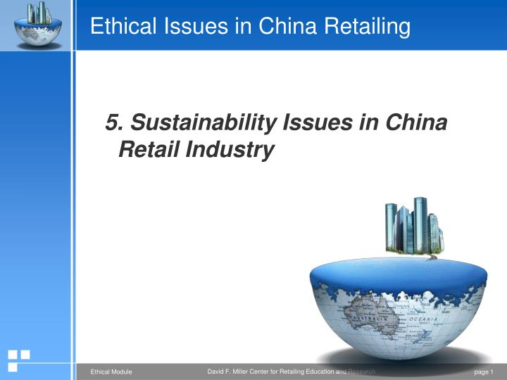 ethical issue in industry The debate began with a summary of the key ethical challenges that the industry debate on ethics in the construction industry the issue of supply.