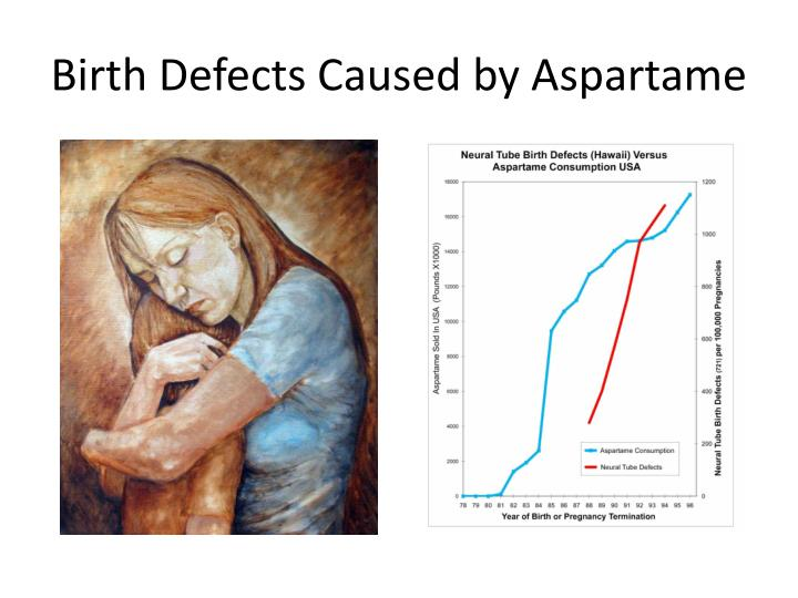 birth defects caused by aspartame n.