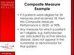 composite measure example