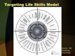 targeting life skills model