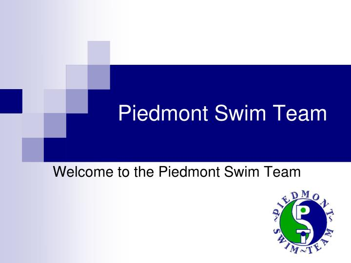 piedmont swim team n.