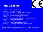the ce mark4
