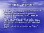 family caregivers2