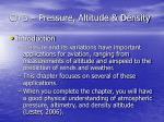 ch 3 pressure altitude density1