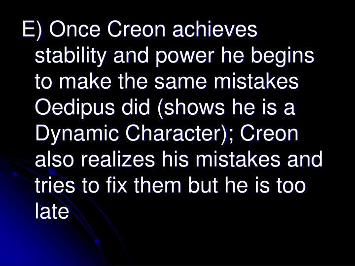 creon character