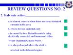 review questions no 2