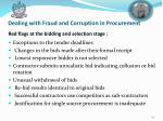 dealing with fraud and corruption in procurement2