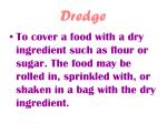 dredge