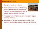 providing education1