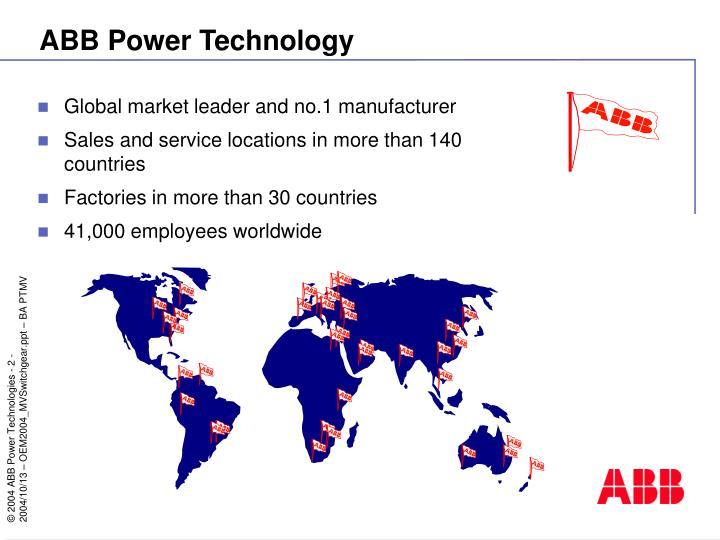 Abb power technology