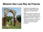 mission san luis rey de francia5