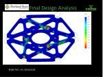 final design analysis6