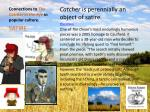 connections to the catcher in the rye in popular culture3