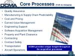 core processes far 42 302 a b