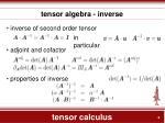 tensor calculus4