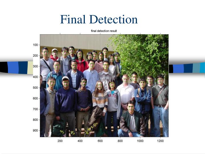 Final Detection