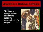 aspects of a medieval romance2