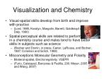visualization and chemistry