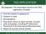 tag application1