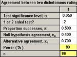 assess agreement1