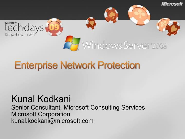 enterprise network protection n.