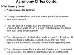 agronomy of tea contd2