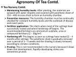 agronomy of tea contd3