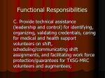 functional responsibilities2