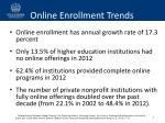 online enrollment trends1