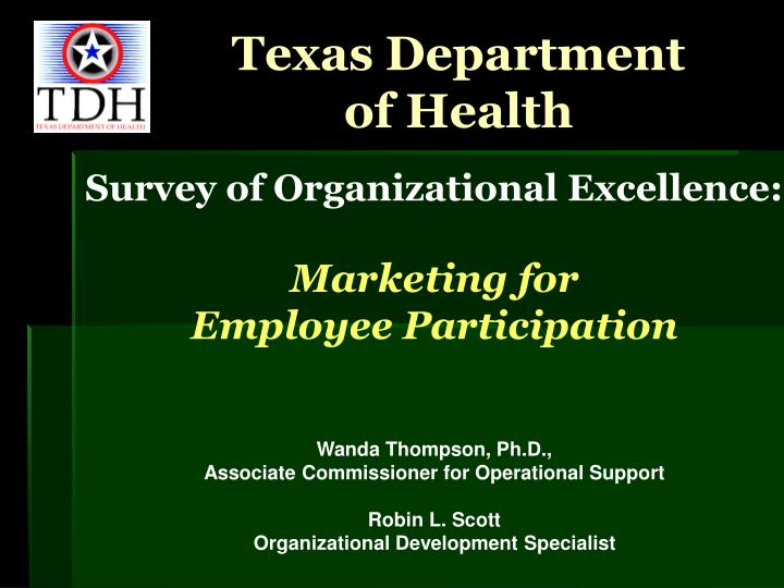 texas department of health n.