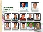 municipal officials municipality of trento agusan del sur