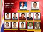 municipal officials municipality of trento agusan del sur1