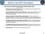 build on the aatt foundation1