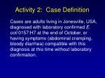 activity 2 case definition