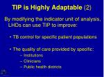 tip is highly adaptable 2