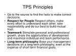 tps principles1