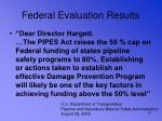 federal evaluation results2