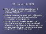 cas and ethics1