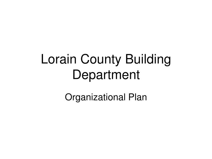 lorain county building department n.