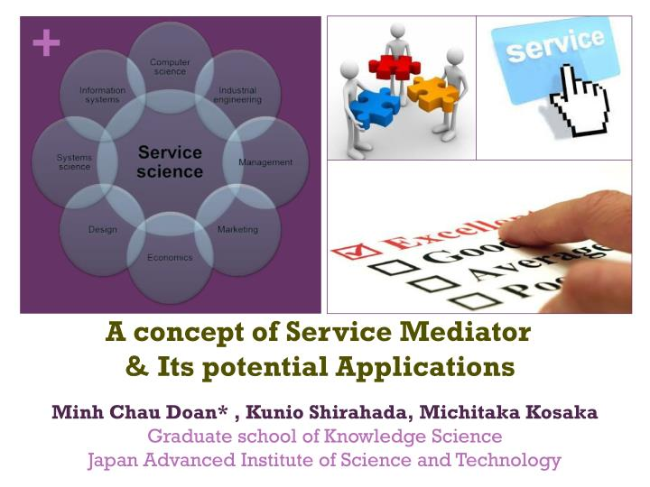 a concept of service mediator its potential applications n.