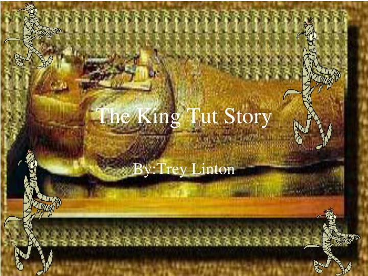 the king tut story n.
