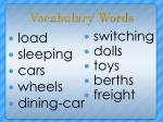 vocabulary words3