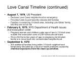 love canal timeline continued2